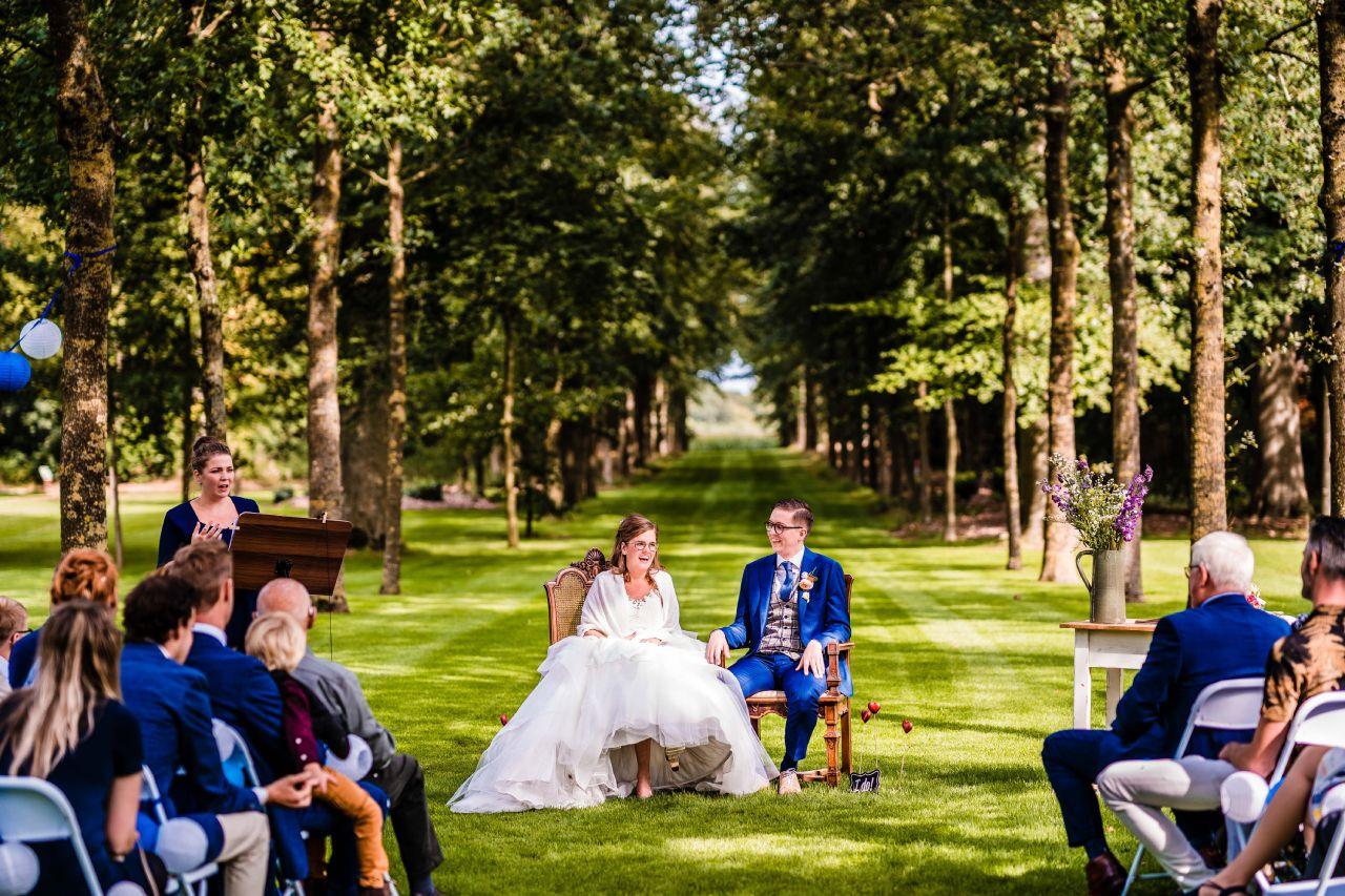 Bruiloft in Deventer bij De Haere